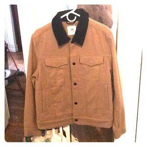 H&m studio wool jacket